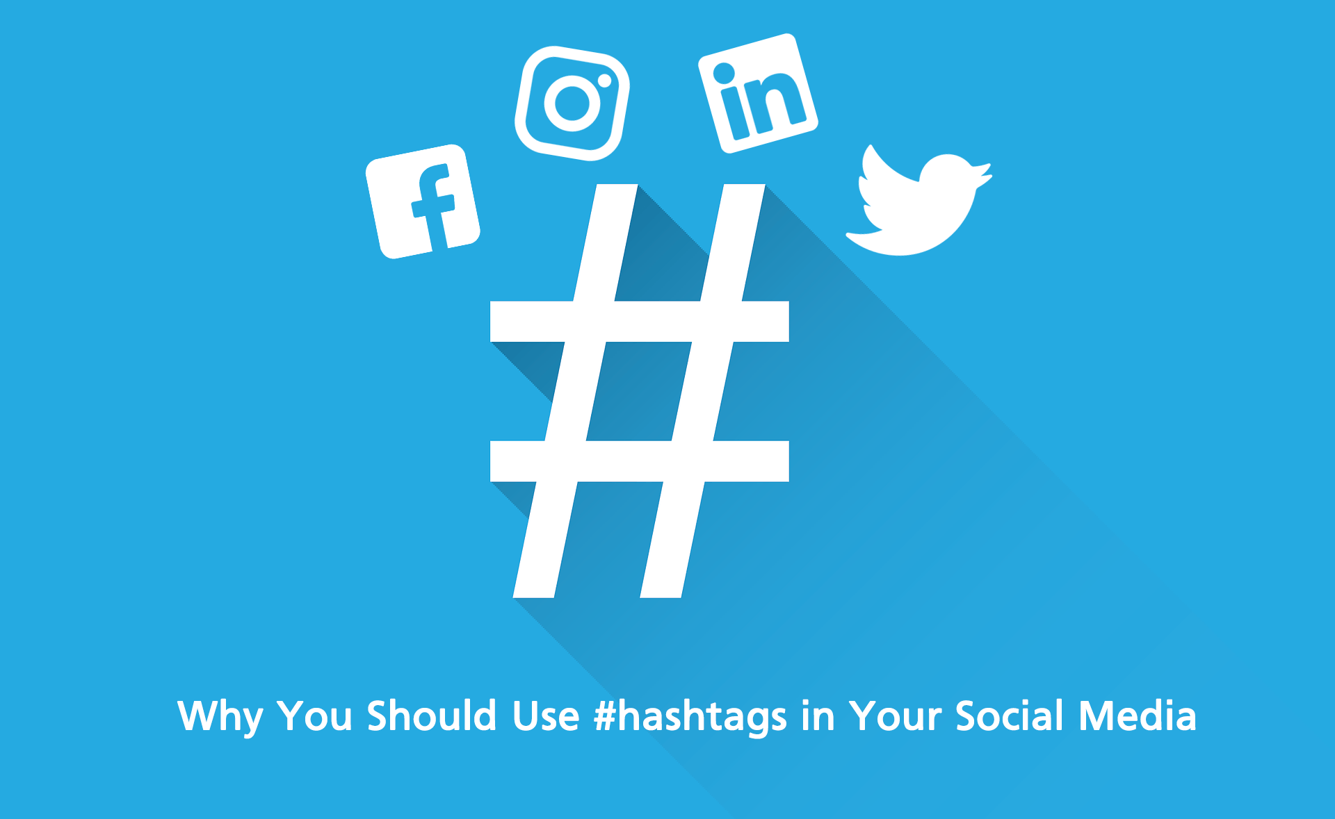 Hashtags Expand Your Audience Reach