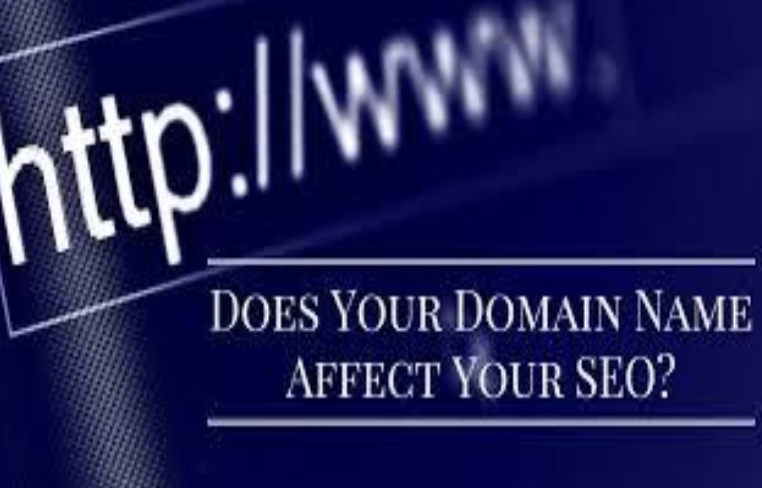 Choosing A SEO Friendly Domain Name