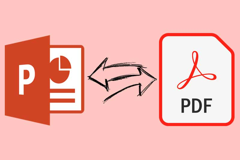PPT to PDF Conversion Using PDFBear