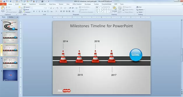 Powerpoint Templates for Marketing Plans