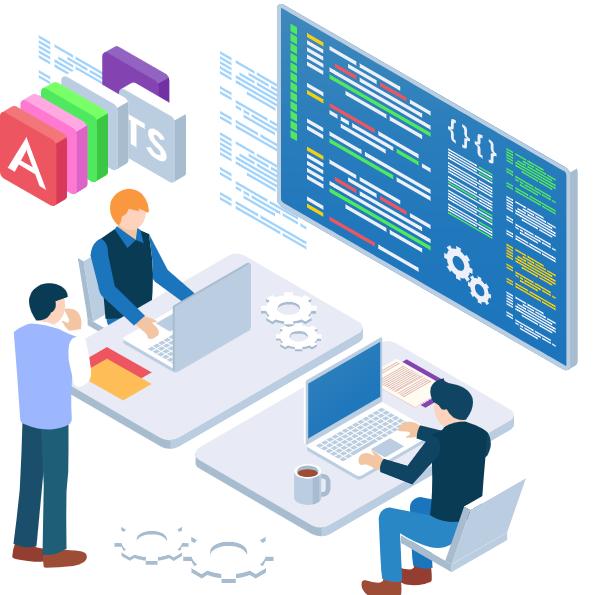 Migrating Large Enterprise AngularJS Codebases To Angular