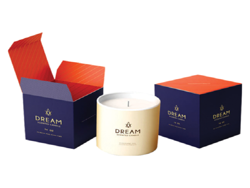 Boost Your Brand Value Through Custom Candle Boxes