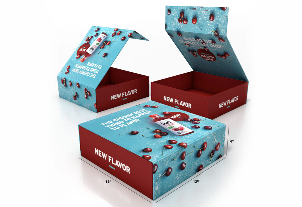 How Custom Printed Rigid Boxes Work in Your Favor
