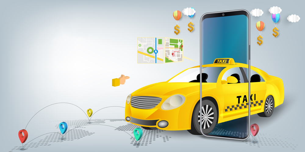 Factors to be Considered Before Developing a Taxi App