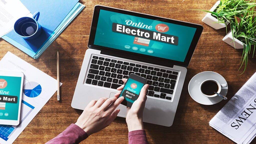 How to Start an Electro Mart Store Online