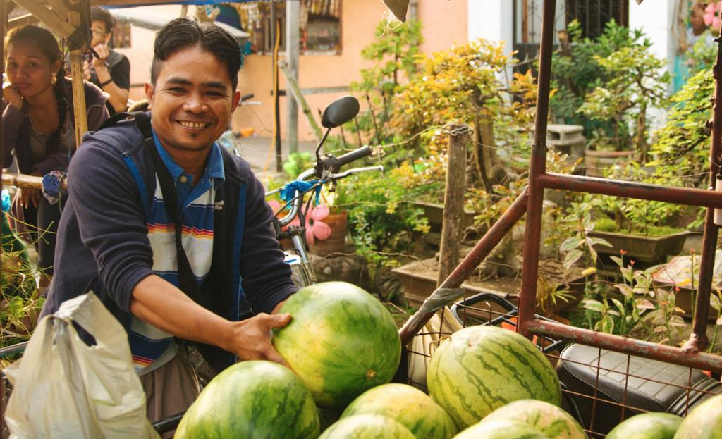 My First Marketing Professor Was a Melon Merchant