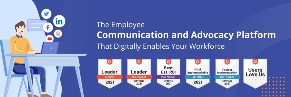 AMPlify your Digital Marketing through Employee Advocacy