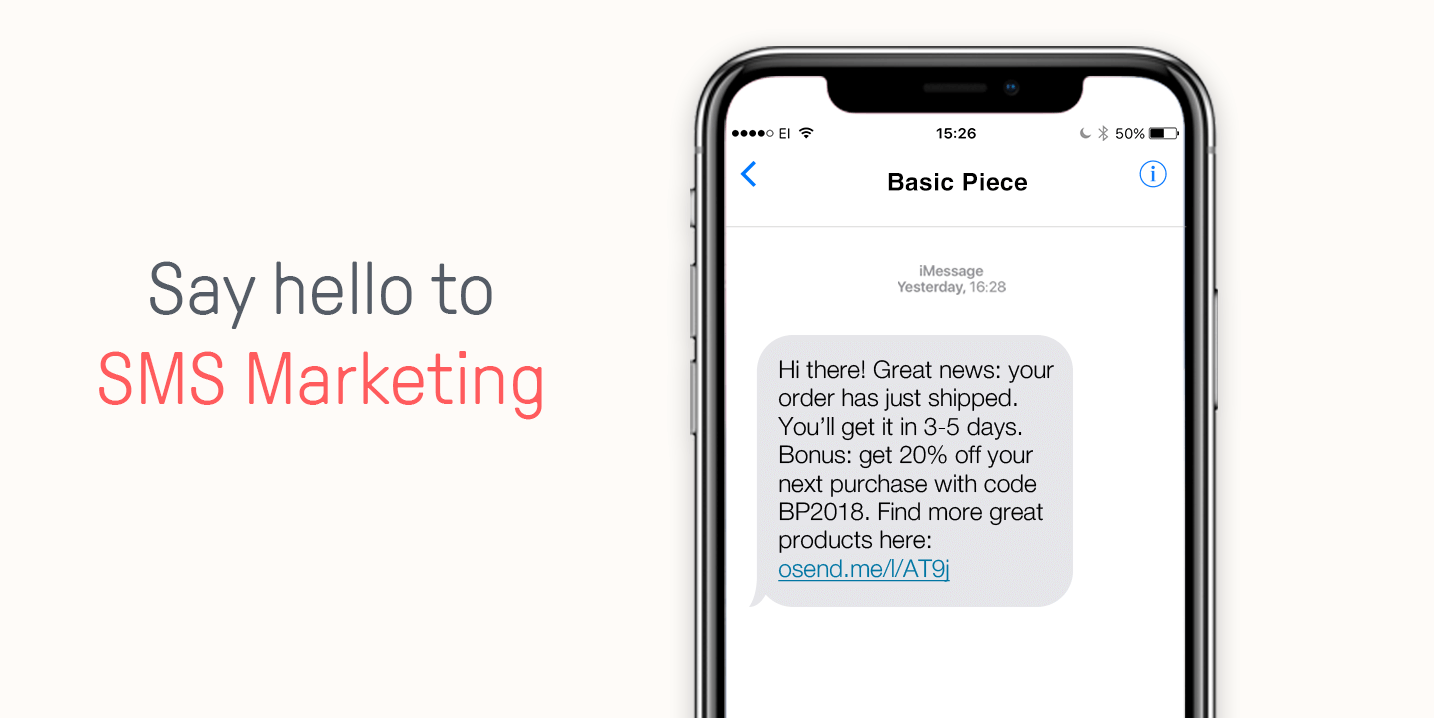 What is SMS Marketing?