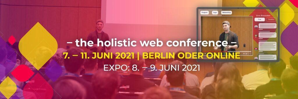 webinale 2021 Virtual Conference